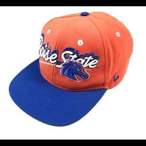 VINTAGE 90s BOISE STATE BRONCOS SNAPBACK HAT CAP